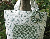 Doin' the Dishes Tote - RESERVED