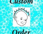 Custom Order for charityann7