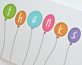 Thank You Balloons (set of 12)