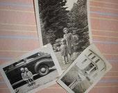 Little Men Vintage Photo Packet