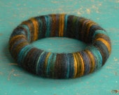 Wool Wrapped Bracelet