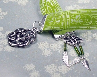 Sevenwaters or Six Swans Fairy Tale Ribbon Bookmark