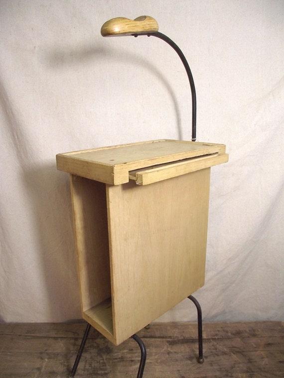 Vintage Telephone Stand 49