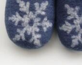 Snowflake Slippers