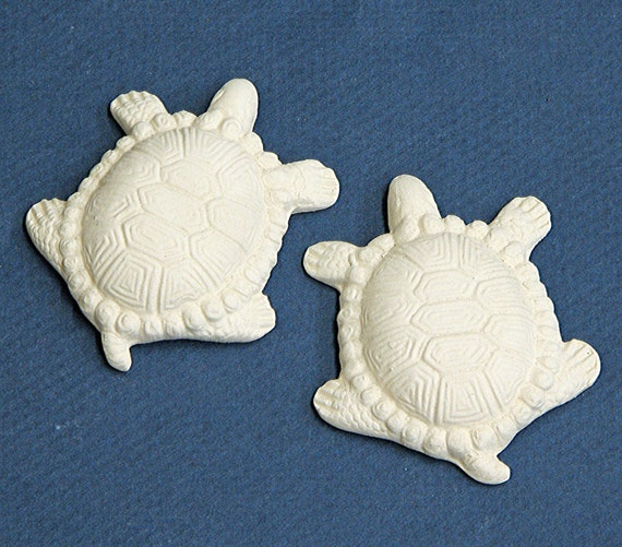 Ceramic Bisque Turtles for You to Paint