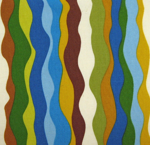 Fabric 36 Six Inch Squares Retro Designs Sprockets Squares Ribbons Paisleys