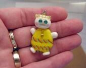 Cydney Littles - Handmade Lampwork Beads Glass Pendant