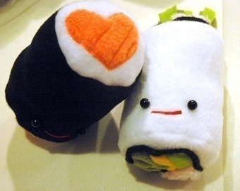 Sake Sushi Roll (Salmon roll) Lt Edition