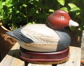 Duck Boot Brush - Vintage Sportman's Collectible - Great for Father's Day