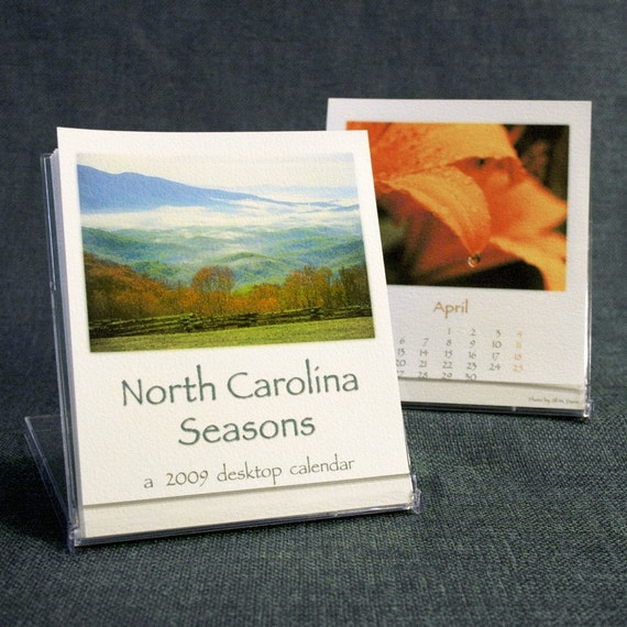 NC Seasons Calendar