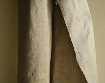 "TAUPE-GOLD silk fabric . 50cm x 115cm (20""x45"") / bride / bridesmaid fabric / wedding / supplies by runningthreads"