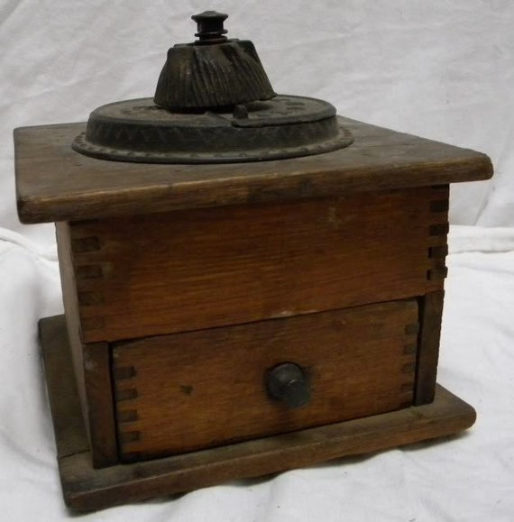 Antique Imperial Coffee Grinder