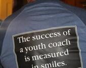 ADULT coach appreciation t-shirt