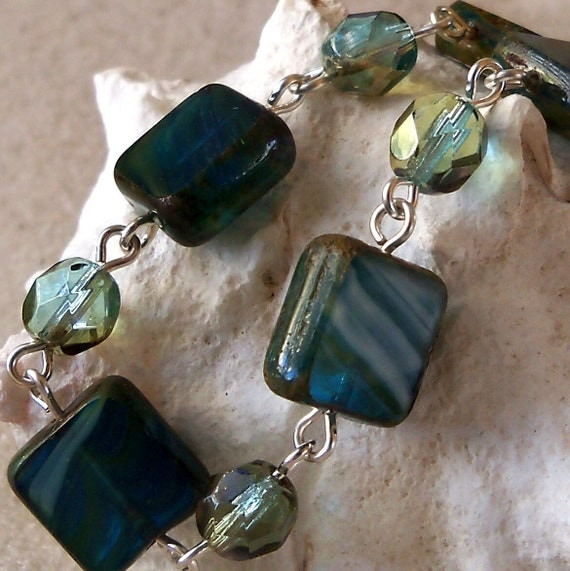 Harbor Blue Series - Chain Style Bracelet