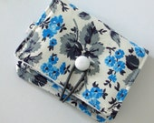 Travel Jewelry Wallet--RESERVED FOR GUNN