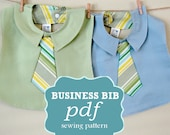 Business Bib PDF Sewing Pattern