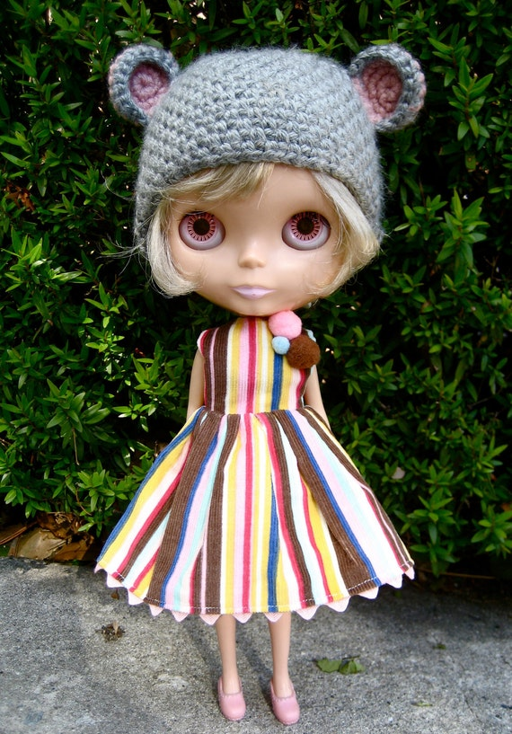 The Heather Dress for Blythe
