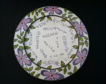 Teacher's Platter