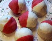 Holiday Bitty Bites: Santa's Balls