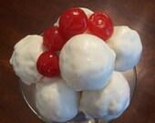 Cake Balls: Cherry Blossom  Bitty Bites