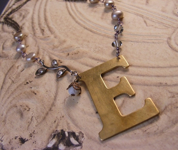 The E Necklace