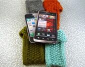 Custom Knit Cell Phone Cozy