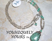 BIG SALE -Simply Southwest Turquoise Necklace
