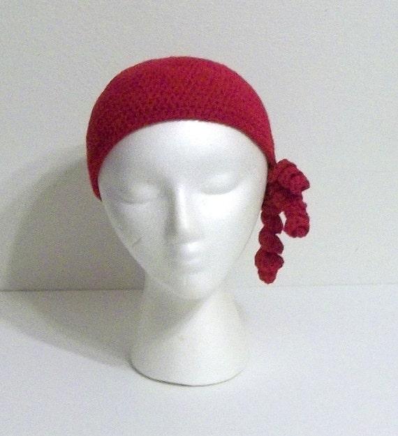 Cloche - Cherry Red