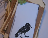 Black Crow Hang Tags