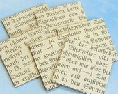 German Language - Set of 6 Magnets