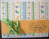 Bundle of Joy- Set of 2 cards