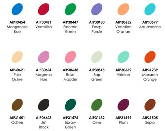 Archival Ink Pad Choose from 24 Colors