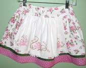 Apron Twirl Skirt - Pretty in Pink - 6