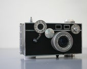 Killer VIntage Argus 50MM Rangefinder Camera