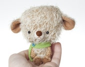 Plushie bear toy - made to order - Flipi -