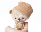 Teddy bear plushie - gilbert