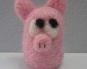 Fitzy the ittybitty piggy
