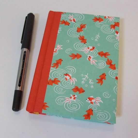 2012 Diary with Japanese Yuzen Paper Cover