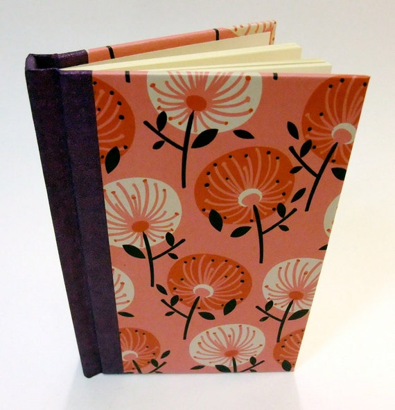 2012 Diary with Gorgeous Decorative Paper Covers