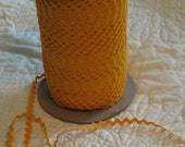 Vintage Cotton Rick Rack - Butterscotch - 5 yards