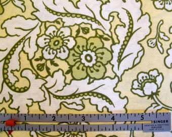 Freshcut - Finery - Cream - Fabric by Heather Bailey - 9.85 Per Yard