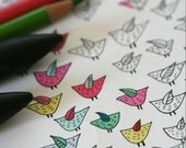 Colour In Collaboration No. 2 - Printable Colour In Pages