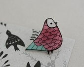 Coldgull  Pin - Purple