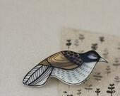 Extinct Birds - Kioea - Pin