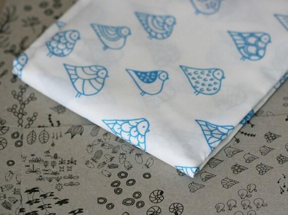 Coldgull Fabric - Marine Blue - Half Yard