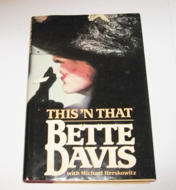 Image result for bette davis book