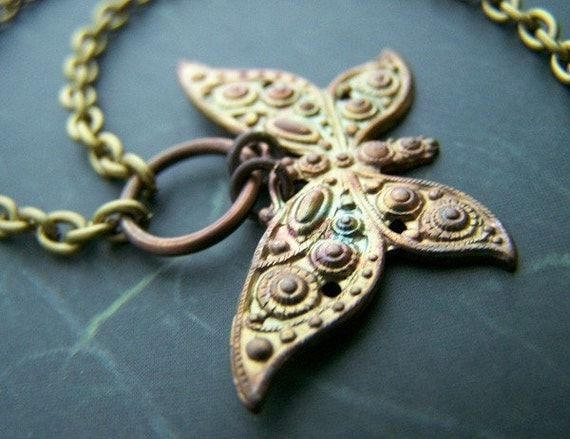 Ethereal Wings Necklace