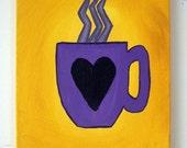 Cup of Joe II ORIGINAL 8X10