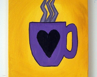Cup of Joe II ORIGINAL 8X10