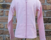 Pink Hoodie RESERVED for KATHY